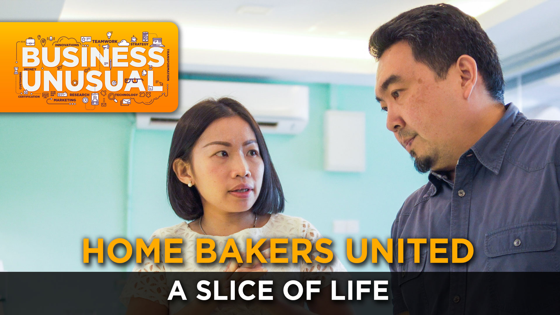 Business Unusual Ep.09: A Slice of Life