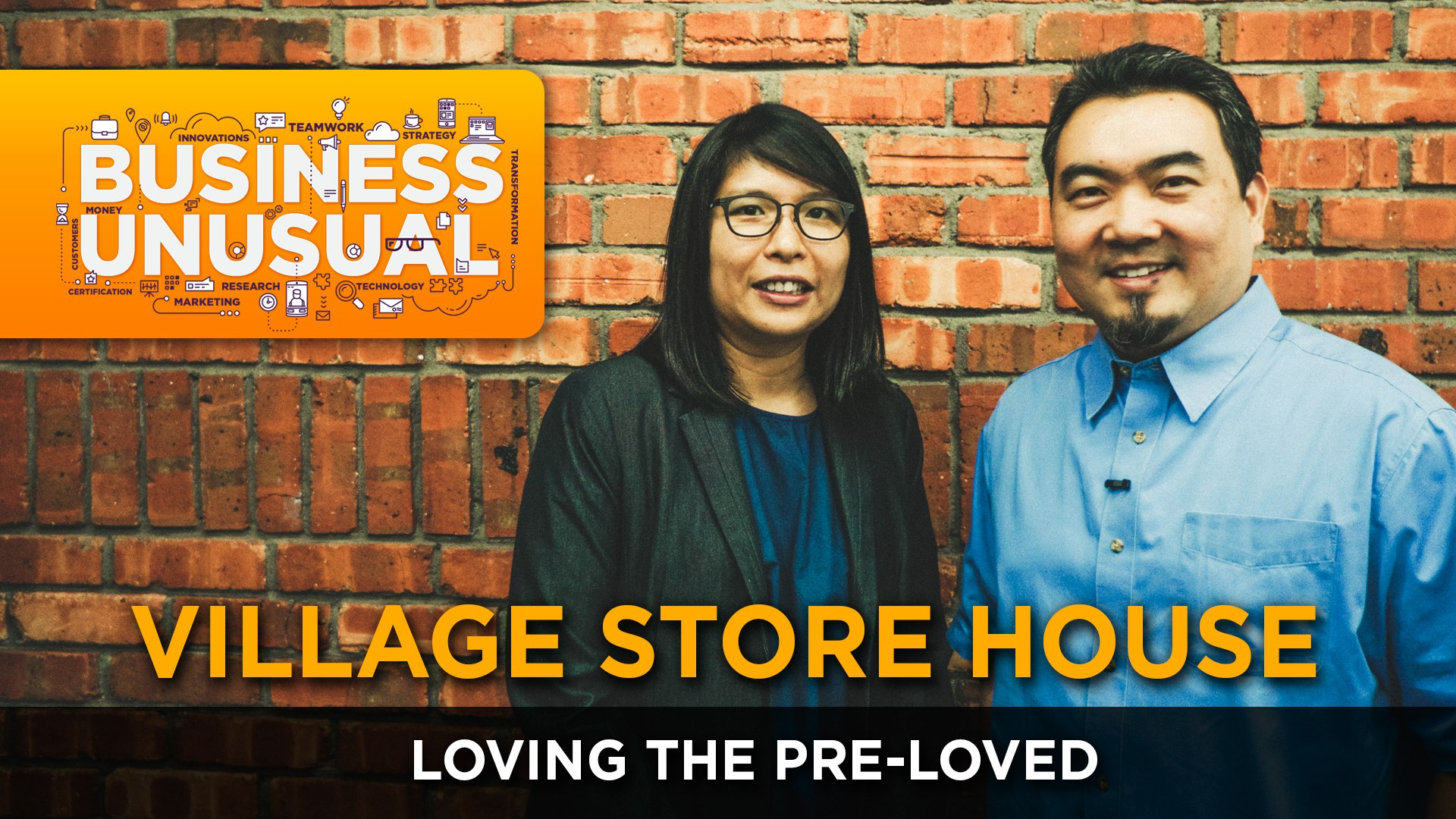 Business Unusual Ep.03: Loving the Pre-Loved