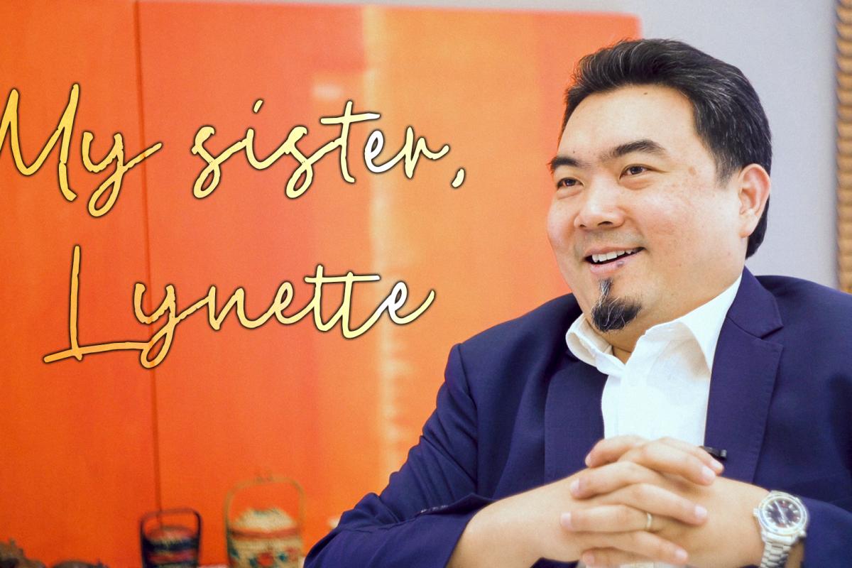 """My sister, Lynette"" (Episode 01)"