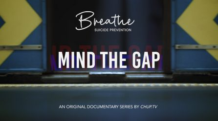 Breathe: Suicide Prevention – Mind The Gap