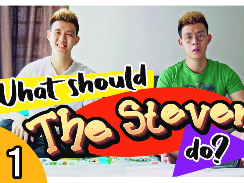 What Should The Stevens Do – Episode 1 | A MCO Mini Web Series